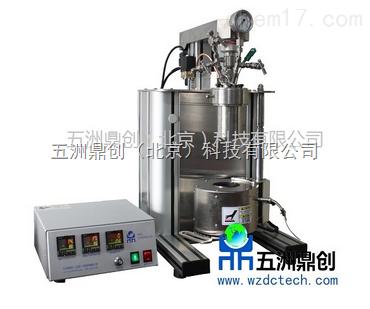 WZ500北京实验室固定釜头磁力搅拌反应釜