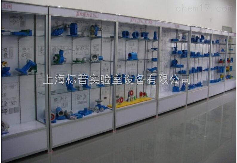 精选型机械制图陈列柜|机械陈列柜机械制图教学模型