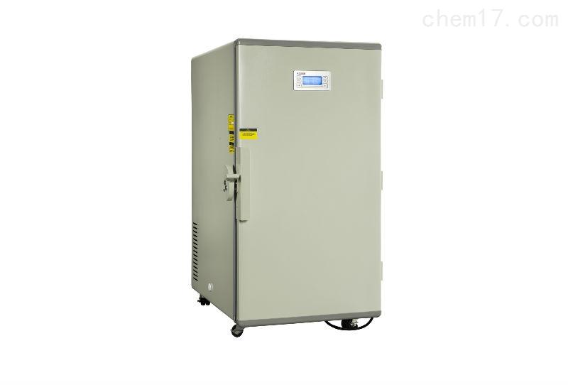 中科美菱-10~-40℃、262L立式超低温冰箱