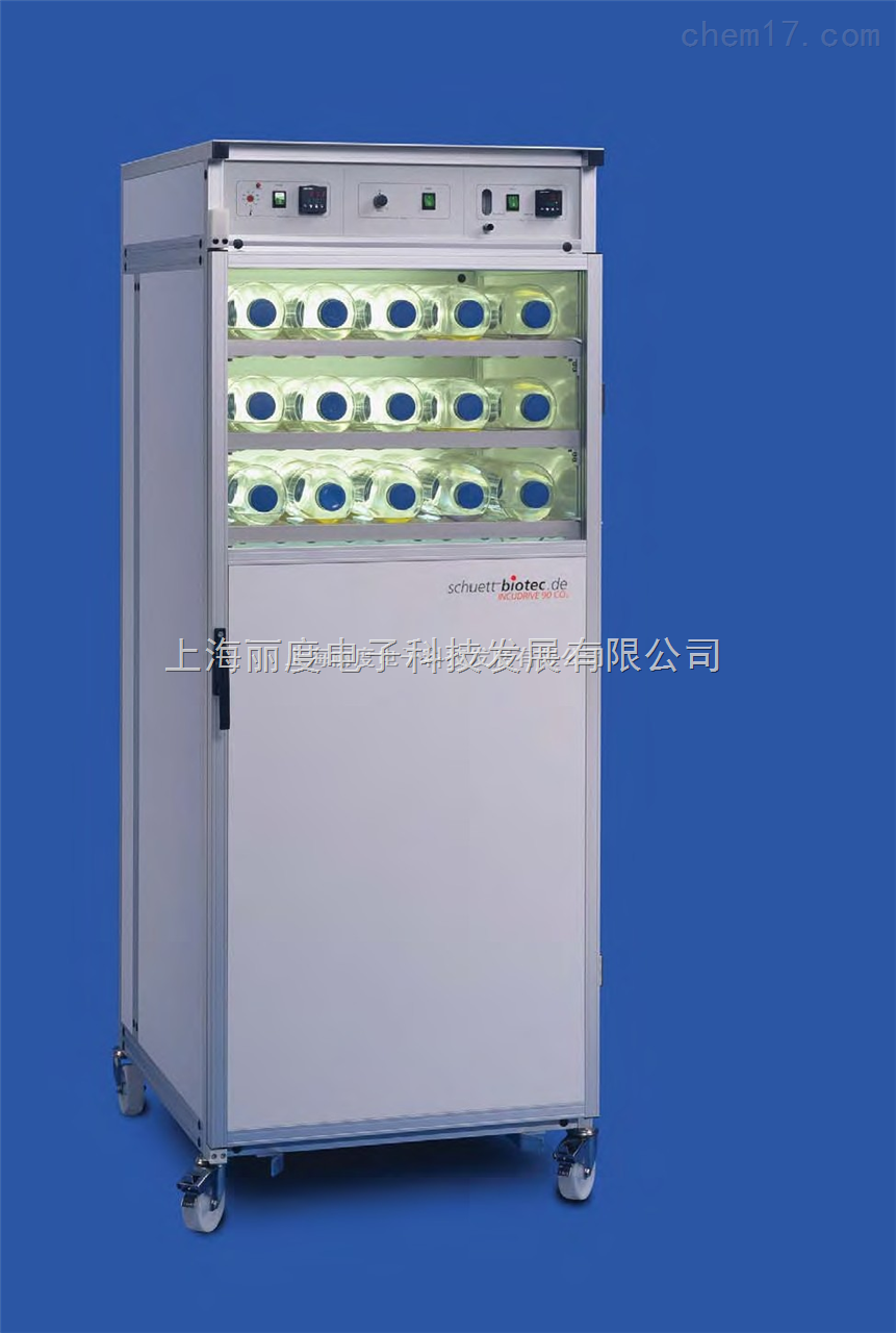 Schuett Incudrive-细胞滚瓶培养箱