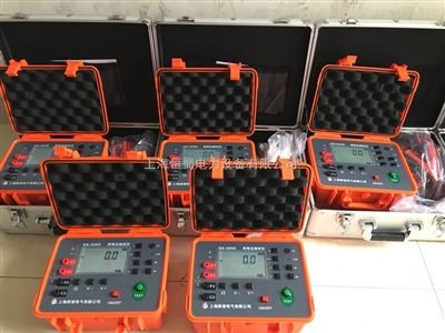 等电位测试仪 数字低欧姆表 数字毫欧表