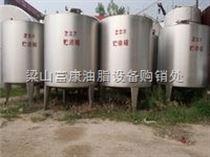5吨10吨20吨厂家二手不锈钢酒精储罐低价供应