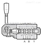 手动操作贺德克直动式滑阀WK08C-01-C-N-M