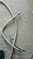 M20*1.5兩端外螺紋不銹鋼防爆撓性軟管價格