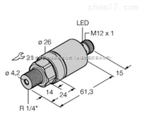 TURCK压力传感器介绍,图尔克压力传感器压力范围