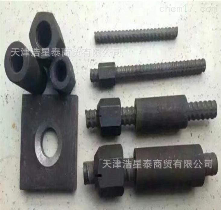 22mm 28mm精轧螺母 120*120*10mm精轧垫片