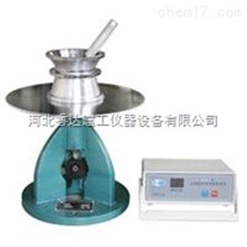 NLD-3水泥胶砂流动度 水泥电动跳桌