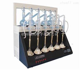 特价销售全自动蒸馏仪JTZL-6上海