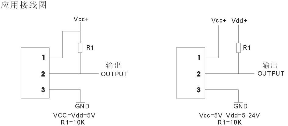 产品名称:非接触式液位开关 产品型号:WS-03 性能特点:  不受环境影响,超高稳定;  极高的灵敏度,可以贯穿任何非金属材质的容器,如玻璃、陶瓷、塑料、橡胶等,实现真正非接触性检测;  液体、粉体均可检测;  单极性感应,不受周边器械影响,适合复杂环境使用;  电源使用范围宽,功耗低;  安装调试非常方便,立即可用;  敏感度整齐,批量使用方便;  集电极输出,适合连接各种电路  可选配变送装置实现报警及控制功能。 非接触式液位开关适用范围:  卫浴设备;  化学工业;