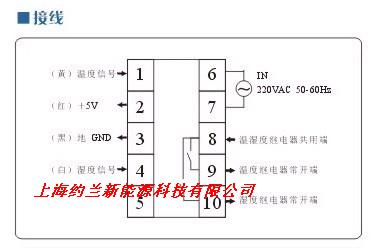 tdk-48智能温湿度控制器