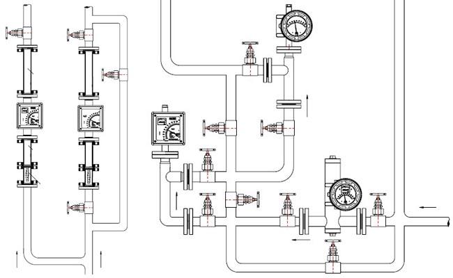 jkm煤气流量计,空气流量计,乙炔流量计