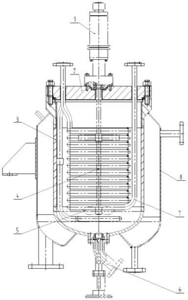 磁力反应斧的结构介绍