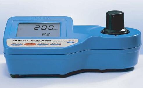 余氯测定仪HI96724