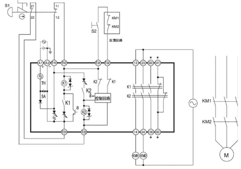 继电器可以监控功率,电流