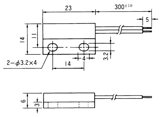 接近开关ps-3150磁控开关规格参数
