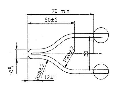 细丝直径测试仪电路
