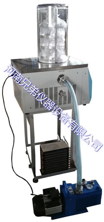 华豫兄弟LGJ-10实验室冷冻干燥机