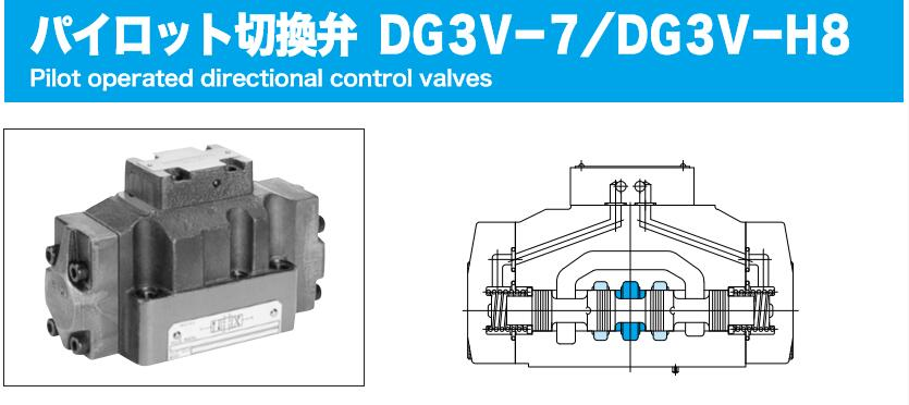 DG3V-7-6C-T-10-JA8-SL01-Z东京计器TOKYO-KEIKI液压控制阀