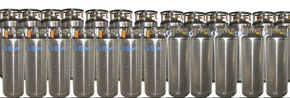 XL-45HP液氮罐