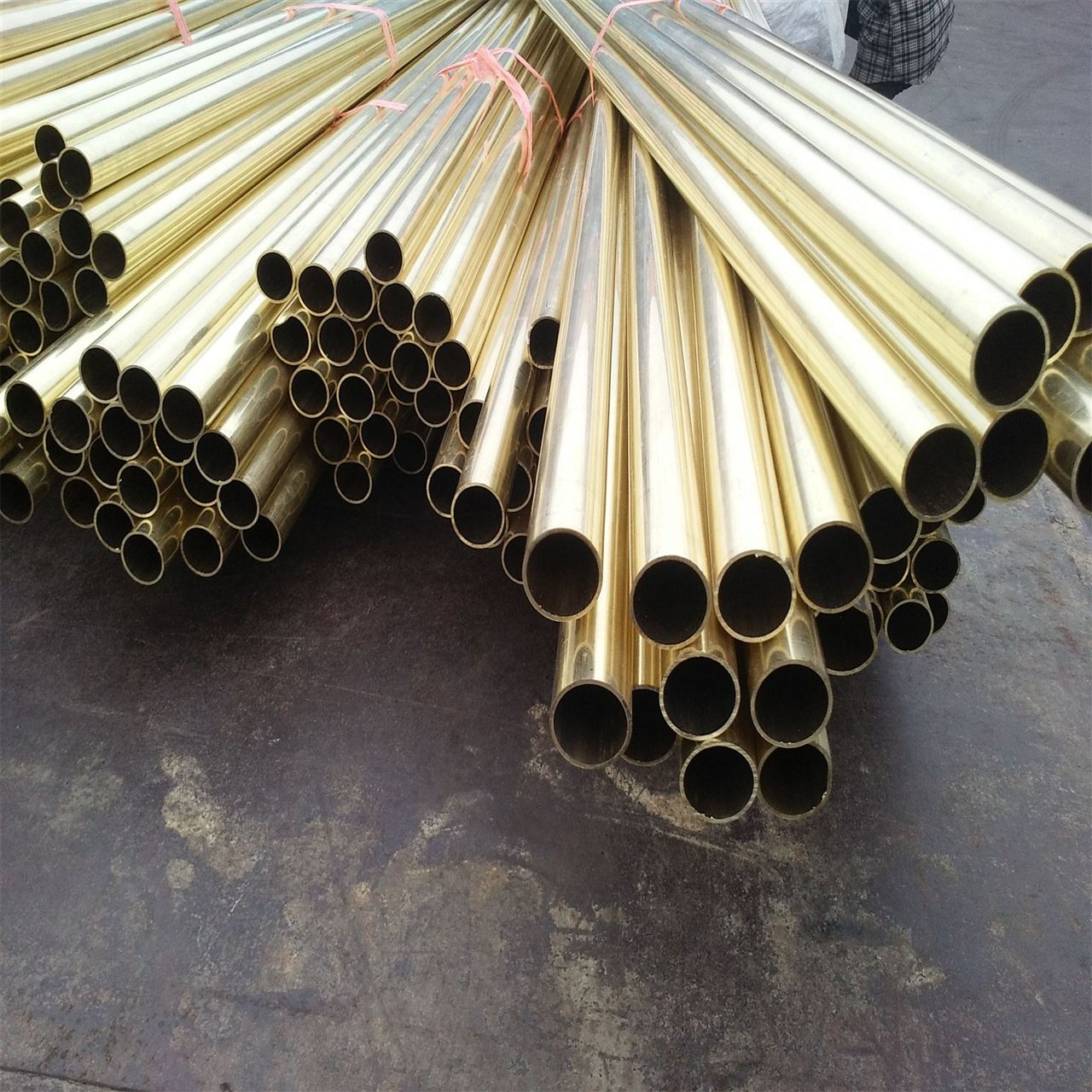 桂林70-1冷凝器黄铜管,地毯用Hsn70-1A锡黄铜tpr船舶设备图片