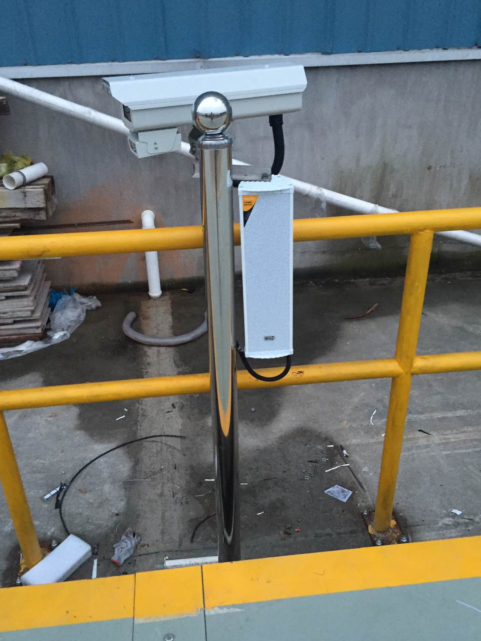 <strong>连接海关系统物流汽车电子地磅120吨</strong>