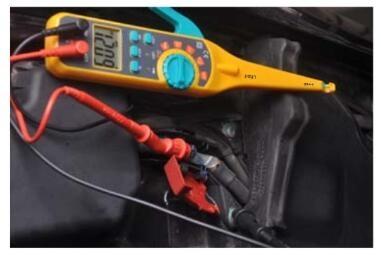 手持式汽车专用电路检测仪dt-201