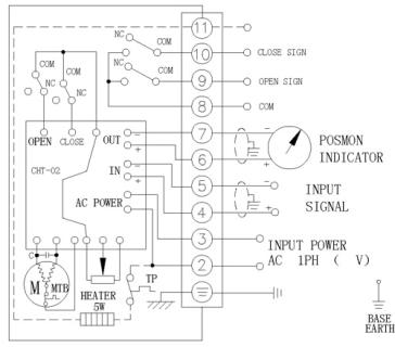 标准开关型接线图 ac220v