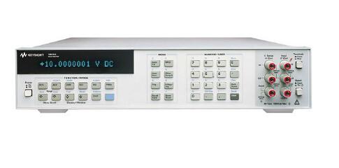 keysight是德 3458A 数字多用表