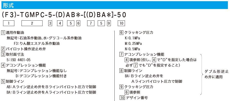 TGMPC-5-ABK-BAK-50<strong><strong><strong><strong><strong><strong><strong><strong>东京计器TOKYO-KEIKI液控单向阀CHECK-VALVE</strong></strong></strong></strong></strong></strong></strong></strong>