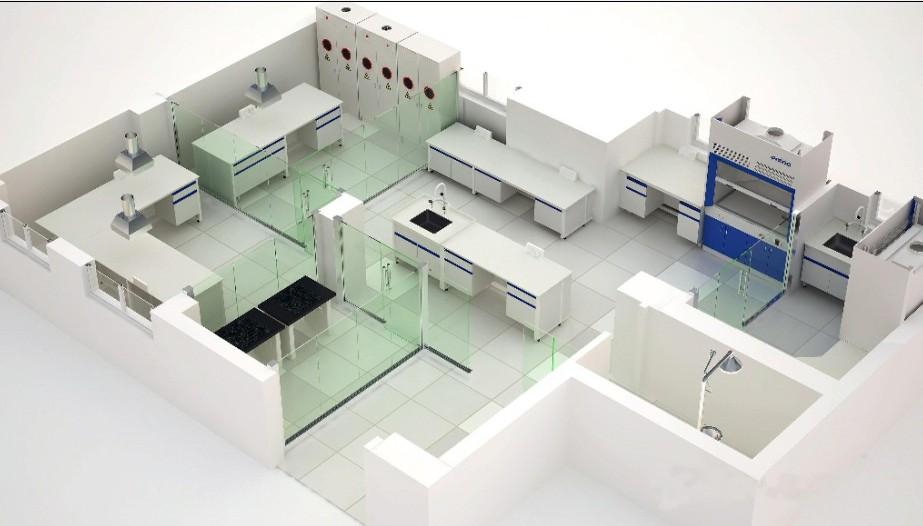 hyx 实验室设计规划装修