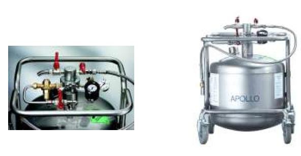 德国APPOLO液氮罐