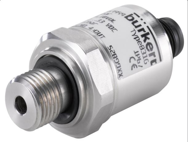 宝德压力测量仪|burkert 8316传感器