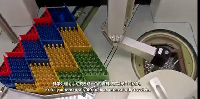 機械自動化存取