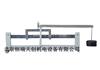 HR/BZ8006国产纯弯曲正应力实验架