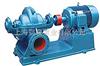 S、SH型单级双吸水平中开式离心清水泵