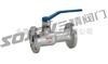 ZQ41M/PPL不锈钢整体高温球阀,一体式高温球阀