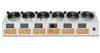 六联双数显磁力搅拌器RHYB-6S