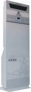 肯格王立柜式附层流空气消毒机